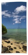 Oahu's East Coast 5 Beach Towel