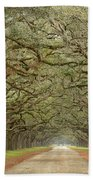 Oak Avenue Beach Towel
