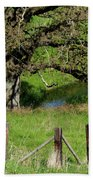 Oak Creek Guards Beach Towel