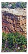 Oak Tree House - Mesa Verde National Park Beach Towel