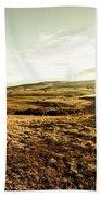 Oatlands Rolling Hills Beach Towel