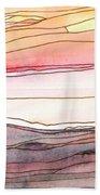 Ocean 8 Beach Towel