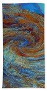 Ocean Colors Beach Towel