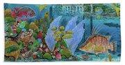 Ocean Reef Paradise Beach Towel