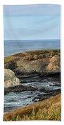 Ocean Sentinel 3 Beach Towel
