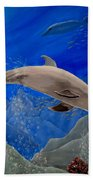Ocean Splendor Beach Towel