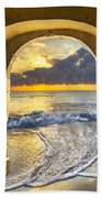 Ocean View Beach Towel