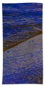 Ocean Wave Beach Sheet