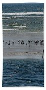 Ocean Way Beach Towel