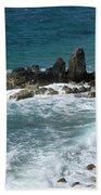 Oceanic Beauty Beach Towel