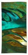 Oceans About You Beach Towel