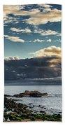 Ocean's Skys Beach Towel