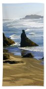 Oceanscape Beach Towel