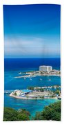 Ocho Rios Beach Towel