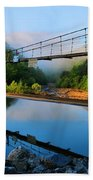 Ocoee Dam 3 Beach Towel