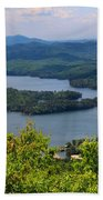 Ocoee Lake 2 Beach Towel