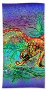 Octopus Garden Beach Towel