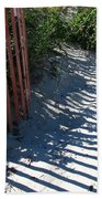 Ogunquit Shadows Beach Towel