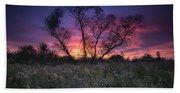 Ojibway Sunset Beach Sheet