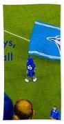 O.k. Blue Jays Let's Play Ball Beach Towel