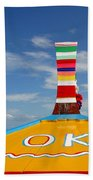 Okay In Thailand Beach Towel