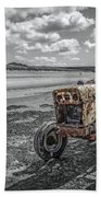 Old But Still Working Beach Towel