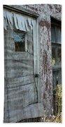 Old Door County Cherry Store Beach Sheet