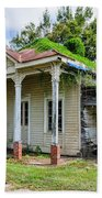 Old House Donaldsonville La-historic Beach Towel