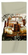 Old Memories Never Die Beach Towel