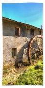 Old Mill - Antico Mulino Beach Towel