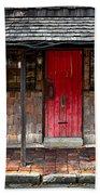 Old Red Door Beach Sheet