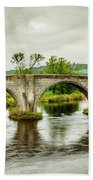 Old Stirling Bridge Beach Towel
