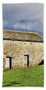 Old Stone Barns Beach Towel