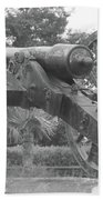 Old Time Cannon Beach Towel