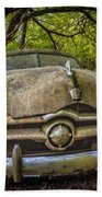 Old Timer Beach Towel