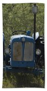 Old Tractor 6 Beach Towel