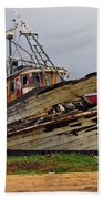 Old Trawler Beach Sheet