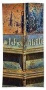 Oldsmobile Beach Towel