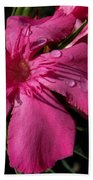 Oleander Beach Towel