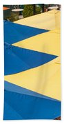Umbrella  Heaven  Beach Towel