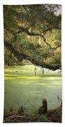On Swamp's Edge Beach Sheet