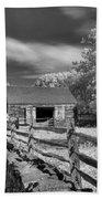 On The Farm Beach Towel by Joann Vitali