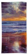 On The Horizon Beach Sheet
