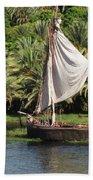 On The Nile Beach Towel