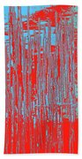 On The Way To Tractor Supply 3 18 Beach Towel