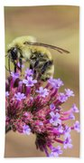 On Top Of The World - Bee Style Beach Towel
