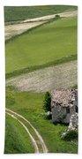 Parko Nazionale Dei Monti Sibillini, Italy 10 Beach Towel