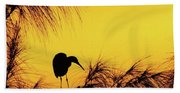 One Of A Series Taken At Mahoe Bay Beach Towel