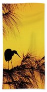 One Of A Series Taken At Mahoe Bay Beach Towel by John Edwards