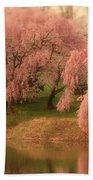 One Spring Day - Holmdel Park Beach Towel